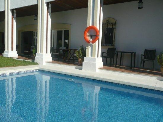 Hotel La Luna Blanca: Piscine