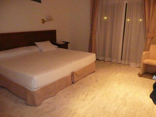 Hotel La Luna Blanca: Suite occidentale