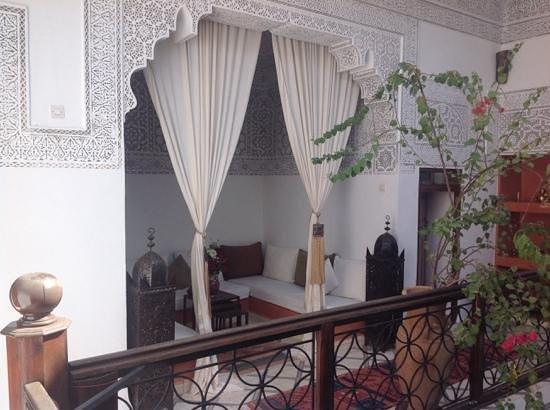 Riad Les Nuits de Marrakech : Perfect retreat!