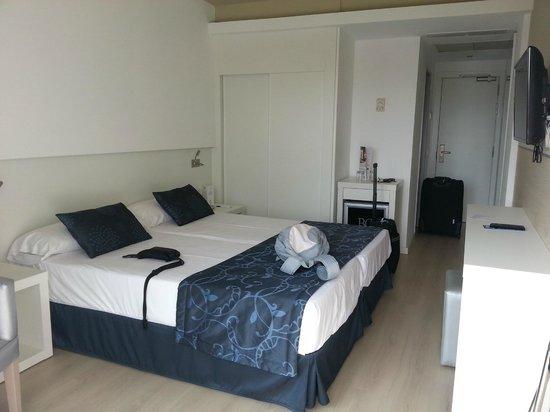Hotel Java: Chambre
