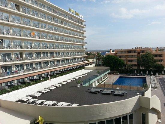 Hotel Java: Vue