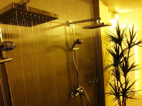 Landhotel Betz: Saunabereich