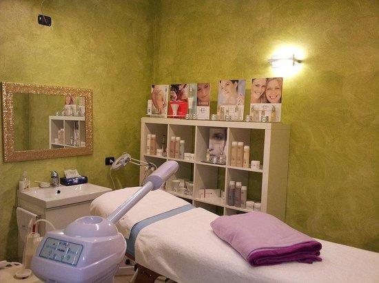 Casnigo, Itália: La cabina relax