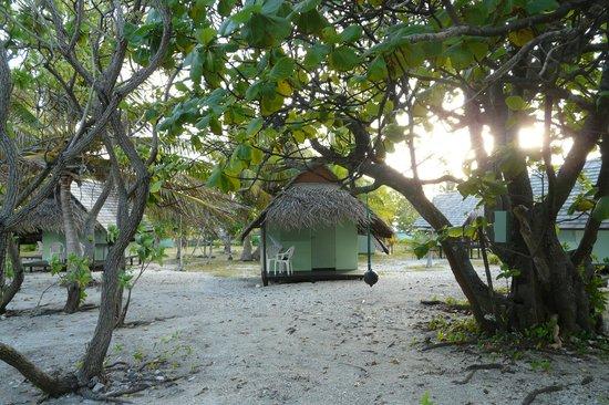 Relais Marama: notre bungalow
