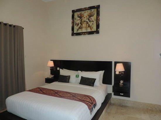 Legian Guest House: Deluxe Room