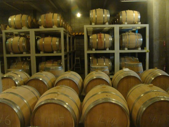 Furano Wine Factory: The Wine Cellar for Barrels and Barrels of Wine