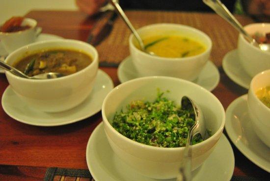 Elegant Hotel : Tasty Currys!