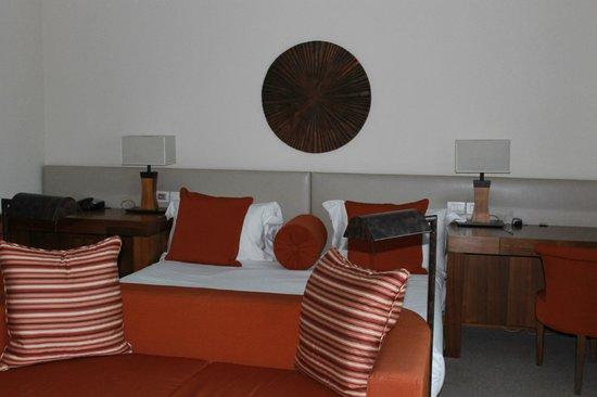 Milan Suite Hotel: lit
