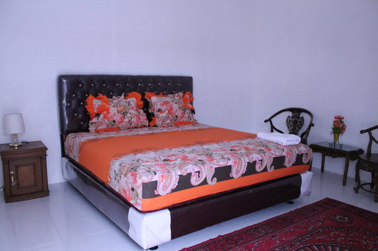 lorent homestay double bad room