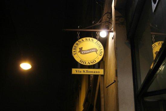 San Tomaso : resto