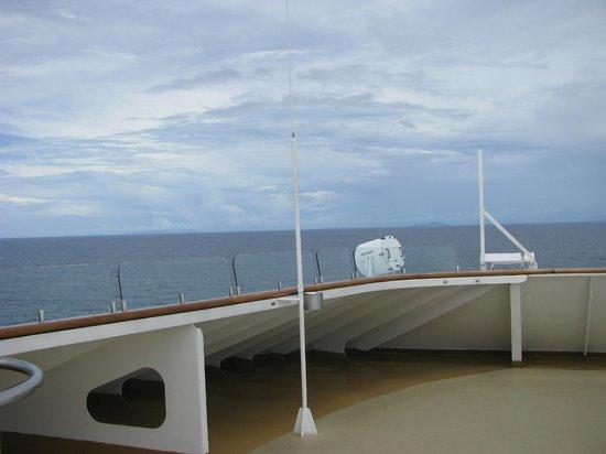 Singapore Cruise Centre: view around