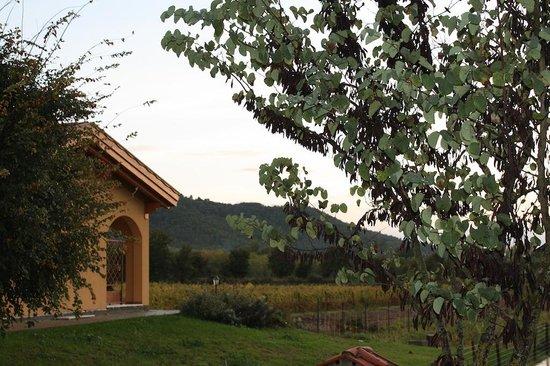 Mulino Vecchio del Cilone: le camere