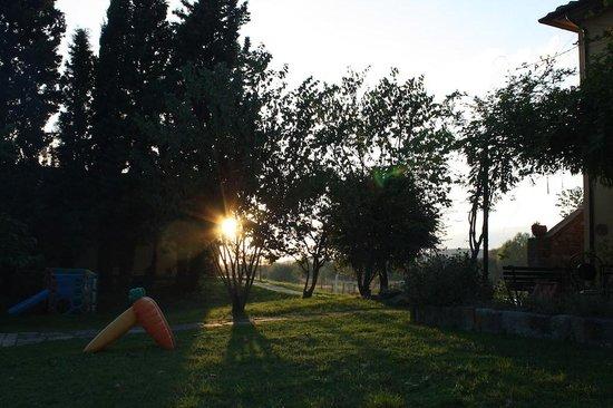 Mulino Vecchio del Cilone: panorama