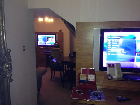 Clontarf Castle Hotel : Suite