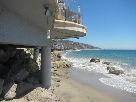 Malibu Beach Inn : Balcony