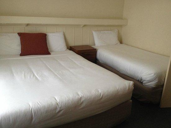 Comfort Inn Victor Harbor: Camera con 3 posti letto
