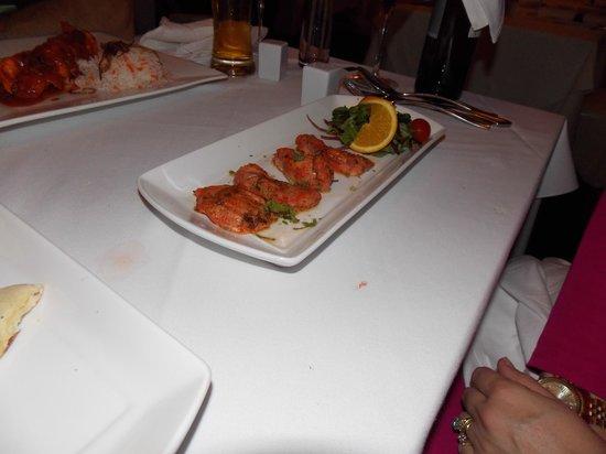Goa Exemplary Indian Cuisine: Tikka chicken