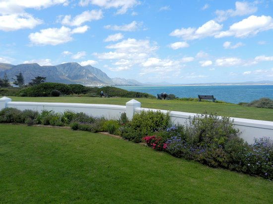 The Marine Hermanus : View from our room