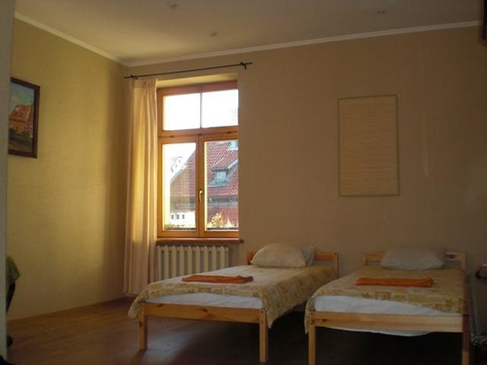 Teddy Bear Hostel Riga: Twin Bed Spacious Room