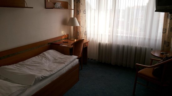 Hotel Ilf: Вид номера