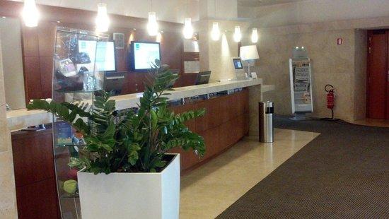 Novotel Roma Est Hotel: Hall