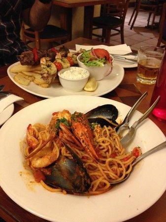 Fellini: Spaghetti alla marinara