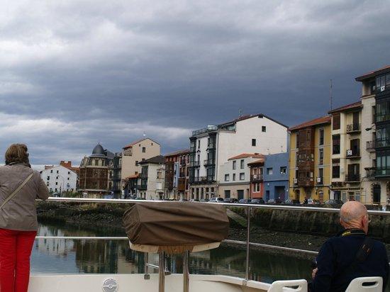 Museo Marítimo Ría de Bilbao: Flussfahrt 2