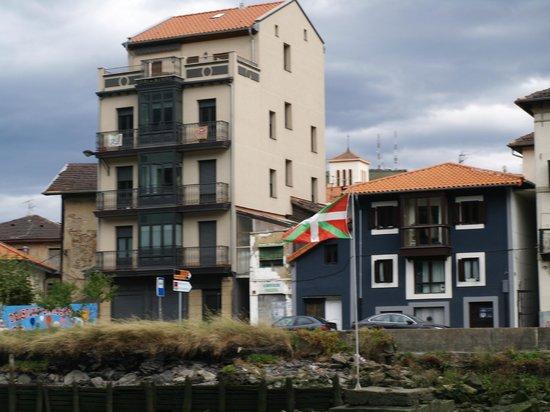 Museo Marítimo Ría de Bilbao: Flussfahrt 9