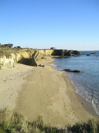 plage du Castelli à Piriac sur mer
