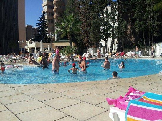 Apartamentos Levante Club: Water polo