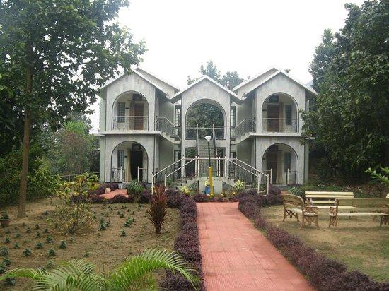 Purulia, Índia: cottage