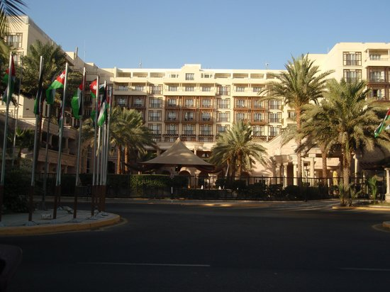 Movenpick Resort & Residences Aqaba : Hotel