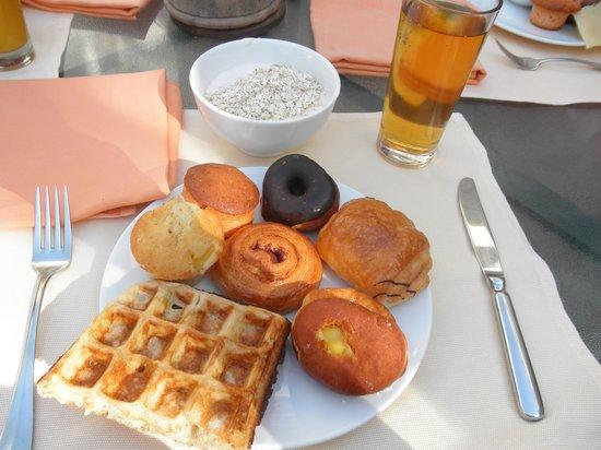 Movenpick Resort & Residences Aqaba : Ontbijt