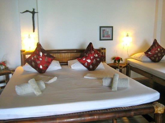 Chindonan Dive Resort: Deluxe room