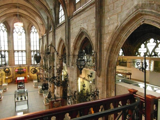 Musee Secq des Tournelles: Metalwork Museum