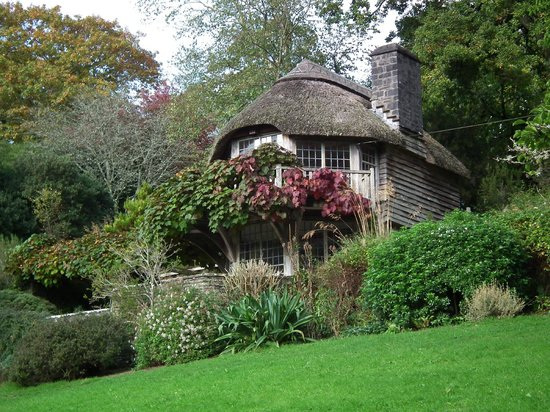 Dartington Hall Estate and Gardens: Autumn at Dartington Estate