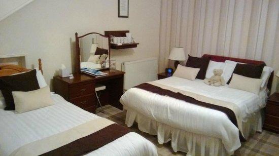 Gowanlea Guest House: Stanza molto bella e spaziosa