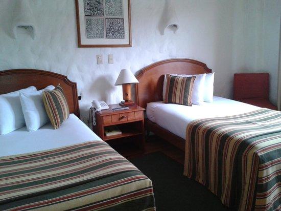 San Agustin International Hotel : ma chambre