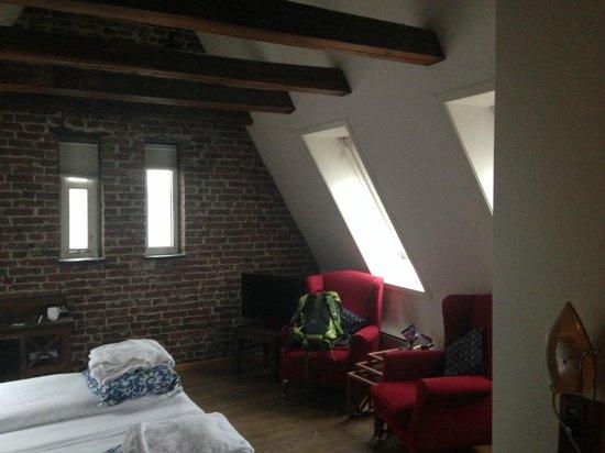 First Hotel Marin: Værelse mod havnen :-)