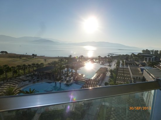 Venosa Beach Resort & Spa: room with a view