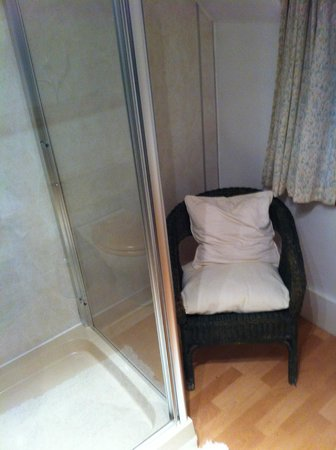 Amulree Bed & Breakfast: Badezimmer