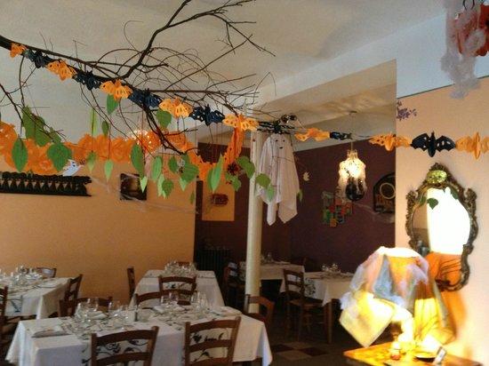 Castiglione, Italy: Halloween