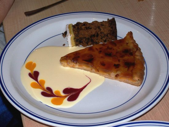 The Rose Garden Café: Private function - Delicious dessert