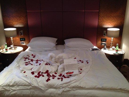 Palais Hansen Kempinski : Romantic surprise...