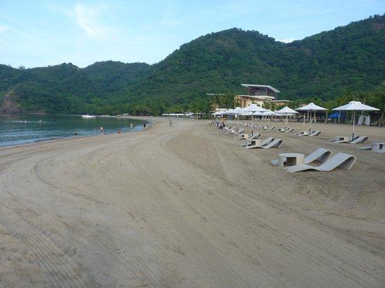 Pico Sands Hotel : beach