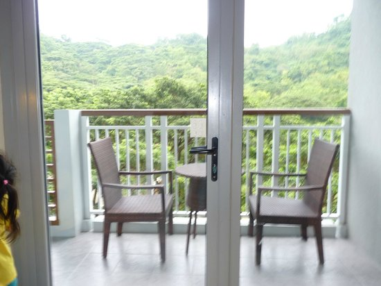 Pico Sands Hotel : mountain view