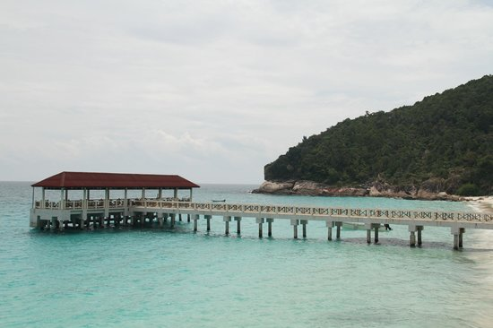 Wisana Village, Redang Island: View from Room front