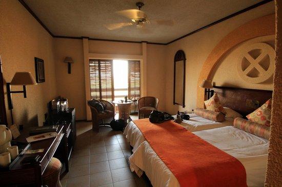 Elephant Hills Resort: The room