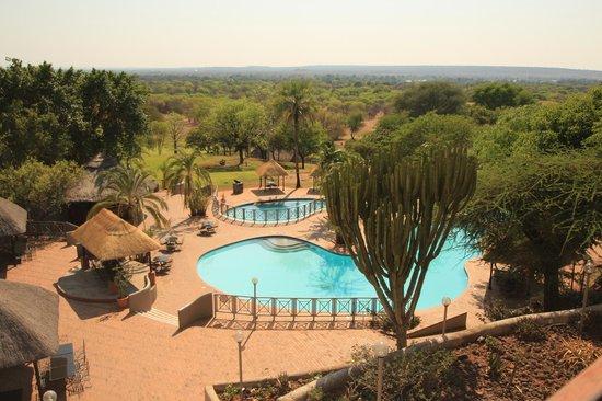 Elephant Hills Resort: The pool