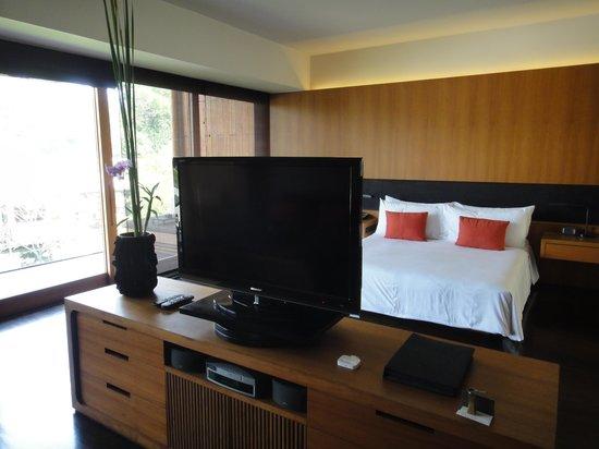 Anantara Chiang Mai Resort : クラブスイートルーム